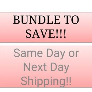 Other - Fast shipping on all items!!